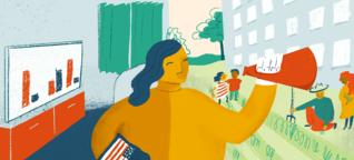 Liebe linksgrüne Bubble: Ihr macht das falsch mit der Politik!