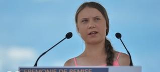 Greta Thunberg - beharrlich konsequent