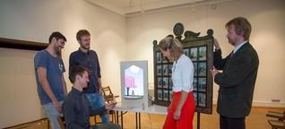 Ein Jesuit auf Reisen: Wie Interaktionsdesigner das Museum bereichern.