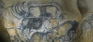 DPA-Kindernachrichten: Höhlenmalerei: Bären, Mammuts, Fantasiewesen