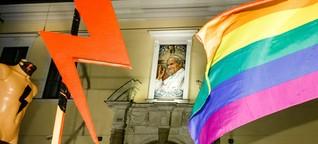 """Queere Menschen in Polen: """"Meine Kirche hasst mich"""""""