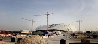 Fussball WM in Katar? Dortmund statt Doha!