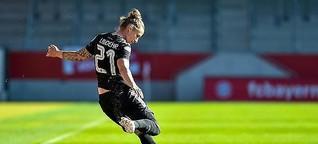 Bayern-Spielerin Simone Laudehr: 'Mal Superman, mal Buhmann'