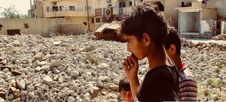 Syrienkrieg: Der Islamische Staat kehrt in der Nacht zurück