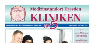 Medizinstandort Dresden - Kliniken