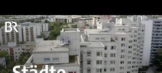 Herausforderungen für Stadtplaner - Nachverdichtung: Wohnungsbau versus Klimaschutz? | Unkraut | BR