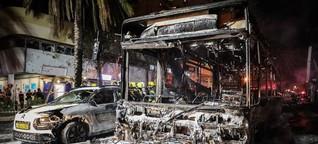Tel Aviv unter Beschuss: Die Rückkehr der Gewalt