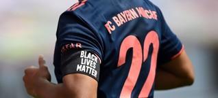 Weißer Geist, Schwarzer Körper: Wie wir den Sport vom Rassismus befreien