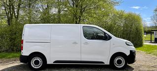 Citroën ë-Jumpy: Unterwegs im elektrischen Arbeitstier - electrive.net