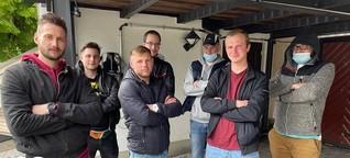 Wie polnische Paketboten in Deutschland um ihre Rechte kämpfen | DW | 29.05.2021