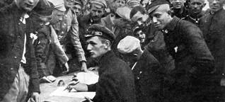 Der polnisch-sowjetische Krieg 1919 bis 1921 - Weichenstellung für Osteuropa?