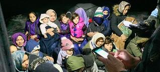 Migration über das Mittelmeer: Geflüchtet oder geschleust?