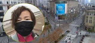 """Eingeschlossen in Virus-Stadt Wuhan - Chinesin berichtet: """"Wir wurden in die Irre geführt"""""""