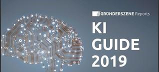 Gründerszene Report 2019: Künstliche Intelligenz in China