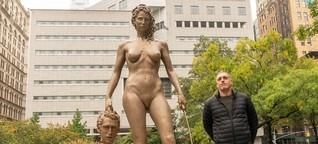 Kolumne Historismus: Die Gorgone in New York City