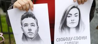 """""""Belarusen im Land eingeschlossen"""""""
