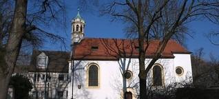 Zu Besuch in der (beinahe) ältesten Kirche Augsburgs