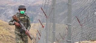 Video huikeista vuoristomaisemista näyttää, miten Pakistan yrittää torjua Osama bin Ladenin kaltaisia terroristeja ja huumeita