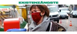Existenzängste im Lockdown?! | Straßenumfrage | Viertes Deutsches Fernsehen