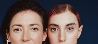 Charlotte Roche & Polly Roche
