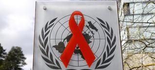 Wen die UN mit HIV-Prävention nicht erreichen