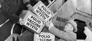 Geschichte der Polio-Impfung