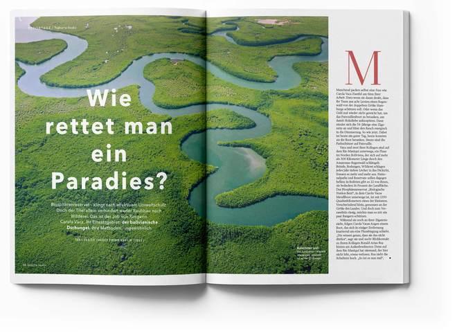 Regenwald: Wie rettet man ein Paradies?