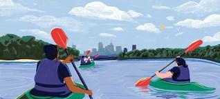 Ausflugsziele: Auf zu nahen Ufern