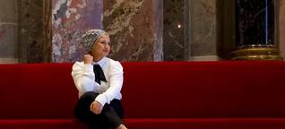 Frauen*heldin: Menerva Hammad - CHICA CON CICLO