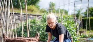Mit virtuellem Garten echtes Gemüse anbauen