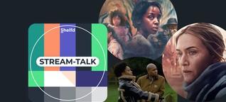Stream-Talk #8: Frauen, das starke Geschlecht. Wir sprechen über MARE OF EASTTOWN, MASTER OF NONE: MOMENTS IN LOVE und THE UNDERGROUND RAILROAD