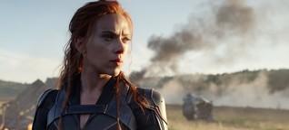 Scarlett Johansson als Black Widow - der neue Marvel-Blockbuster im Film-Check