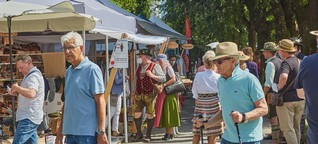 Overtourism am Tegernsee: Platzkampf im Paradies