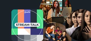 Stream-Talk #9: Der Mensch ist dem Menschen ein Wolf. Wir sprechen über IT'S A SIN, DIE MEUTE und SOLOS.