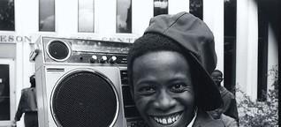 Boombox statt Bluetooth-Box: Das sind die besten Ghettoblaster der Welt!