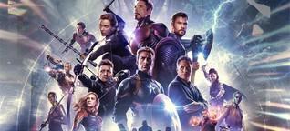 Marvel-Filme: Die 10 coolsten Marvel-Superhelden - von Iron Man bis Spider-Man