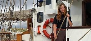 Die Seefahrerin aus Deggendorf