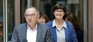 Die SPD sollte Sigmar Gabriel jetzt weit hinter sich lassen