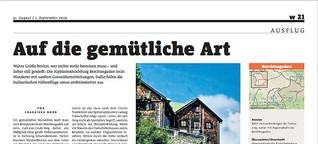 Grenzüberschreitung in Berchtesgaden: Auf die gemütliche Art