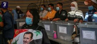 Import Export: Assad und kein Ende