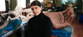 Atelierbesuch in München: Sabeth Jimenez