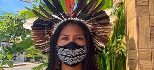 """Amazonas in Gefahr: """"Wir haben keine andere Wahl, als weiterzukämpfen"""""""