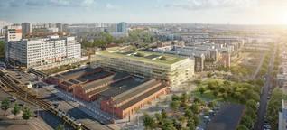 So will ein slowakischer Investor alte Berliner Schlachthäuser aufmotzen