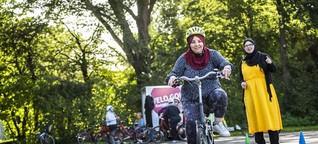 Sicher im Sattel: Bremens Radlernkurs für Frauen