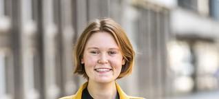 Bremerin Wendla Schaper vertritt die Ideen Jugendlicher bei der EU - WESER-KURIER
