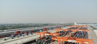 Chinas Neue Seidenstraße: Globalisierung für Anfänger