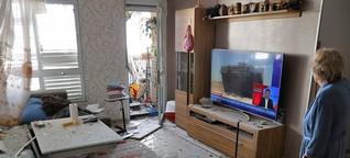 Eskalation - Raketenalarm in Israel: Die Angst sitzt mitten im Treppenhaus