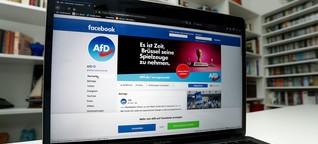 Social Media: Warum die AfD erfolgreichste Partei bei Facebook bleibt