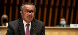 """Corona-Bericht: Transparency International wirft WHO """"schwerwiegende Mängel"""" vor"""