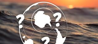 3, 4 oder 5 – kennen Sie alle Ozeane? (MDR WISSEN)